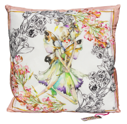 Cupid Silk Cushion