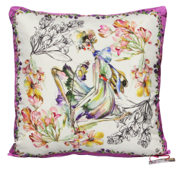 Pandara Silk Cushion